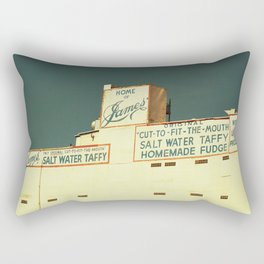 Home of James Rectangular Pillow