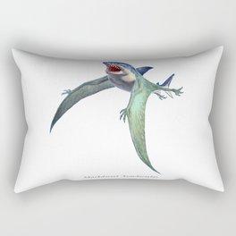 Sharkdactyl Nomdactylus Rectangular Pillow