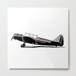 Fairchild M-62B Metal Print
