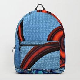 Woven Circlet Backpack