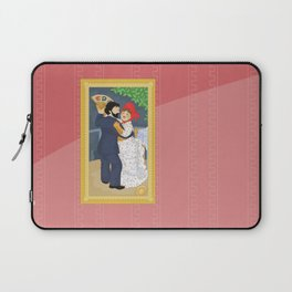 Dance in the country by Renoir Laptop Sleeve