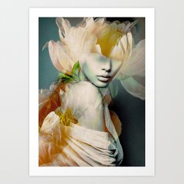 blooming 2a Art Print