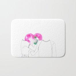 A VB Love Story  Bath Mat