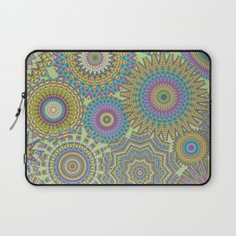 Kaleidoscopic-Jardin colorway Laptop Sleeve