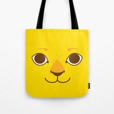 Little Lion Tote Bag