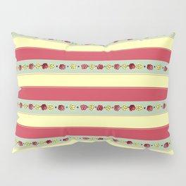 A Rosy Outlook Pillow Sham
