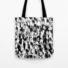 Black Pattern#3 Tote Bag