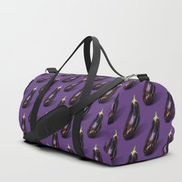 Big Eggplant Energy Duffle Bag