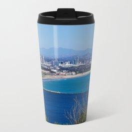 California View Travel Mug