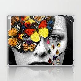 Butterfly Jewel. Laptop & iPad Skin