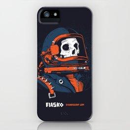Fiasko iPhone Case