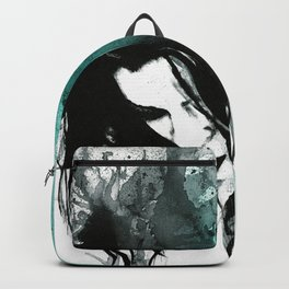 This Confession Means Nothing: Turquoise Backpack