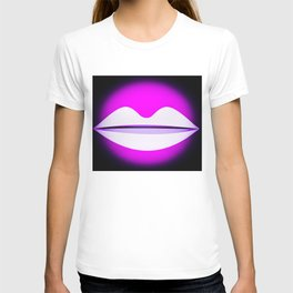 Pursed Lips T-shirt