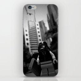 Vader Mr. Executive iPhone Skin