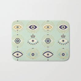 Evil Eye Collection Bath Mat
