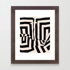 OG Mountain Framed Art Print