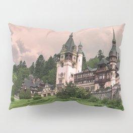 Peles Castle Romania Pillow Sham