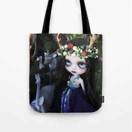 ISOBEL FAWN (Ooak BLYTHE Doll) Tote Bag