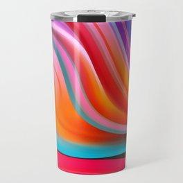 Sunset Series: Abstract 15 Travel Mug