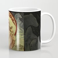 mother Mugs featuring Mother by Natasa Ilincic
