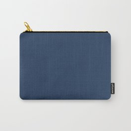 Pantone 19-4029 Navy Peony Carry-All Pouch