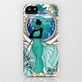 Sailor Neptune Neo Deep Submerge iPhone Case