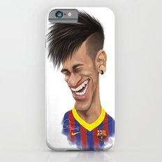 Neymar - Barcelona Slim Case iPhone 6