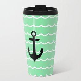 ANCHOR  WAVE Travel Mug