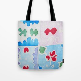 Gardens of my mind Tote Bag