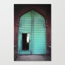 India Doors Canvas Print