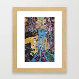 """""""Krishna"""" Framed Art Print"""