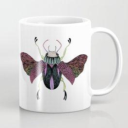 Beetle #4 Color Coffee Mug