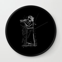 Ancient Greece Archaeology Archaeologist Wall Clock
