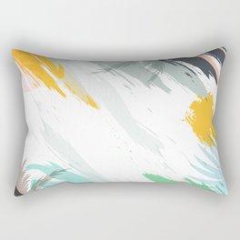 Paint art Rectangular Pillow