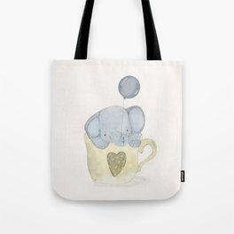 little elephant Tote Bag