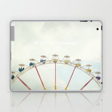 Oh God, am I dreaming? Laptop & iPad Skin