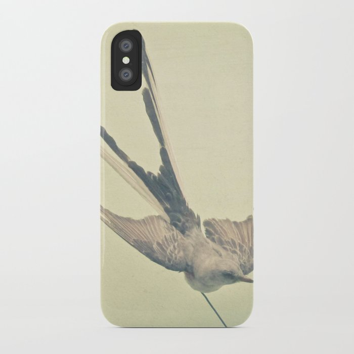 Bird Study #1 iPhone Case