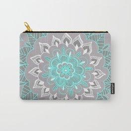 Bubblegum Lace Carry-All Pouch