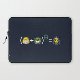 He-Math Laptop Sleeve