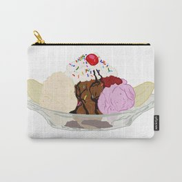 Banana Split Carry-All Pouch
