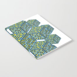 Cubed Mazes Notebook