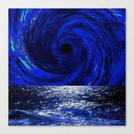 Waterspout Canvas Print