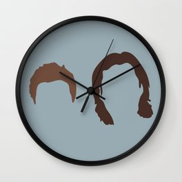 Supernatural Sam and Dean, ya'll Wall Clock