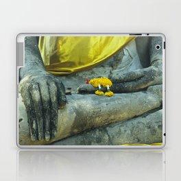 Buddha in Thailand Laptop & iPad Skin
