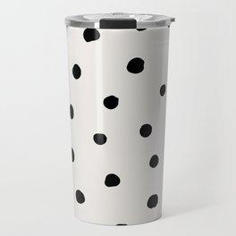 Perfect Polka Dots Travel Mug