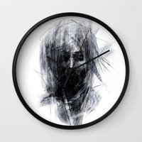 silent Wall Clocks featuring Silent by Gyossaith