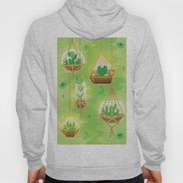 Cacti Terrariums Hoody