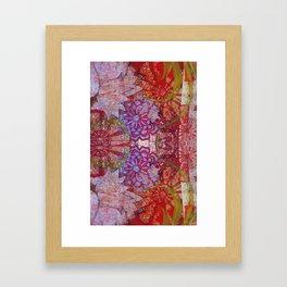 Wet print Framed Art Print