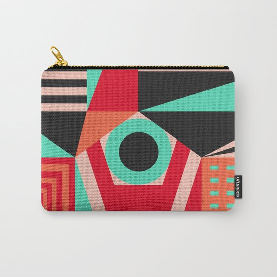 Tribal III Carry-All Pouch