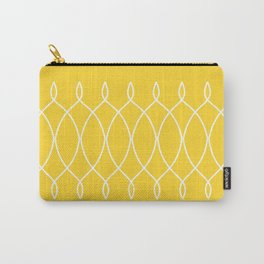 CHANDELIER - yellow palette Carry-All Pouch